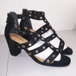 The Giada Sandal By Comfortview Black  Size 9.5M